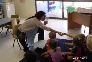 幼稚園インターンシップ